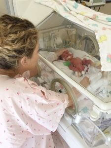 Preemie Baby Zoe