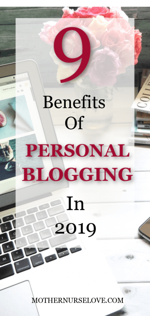 Benefits Of Personal Blogging