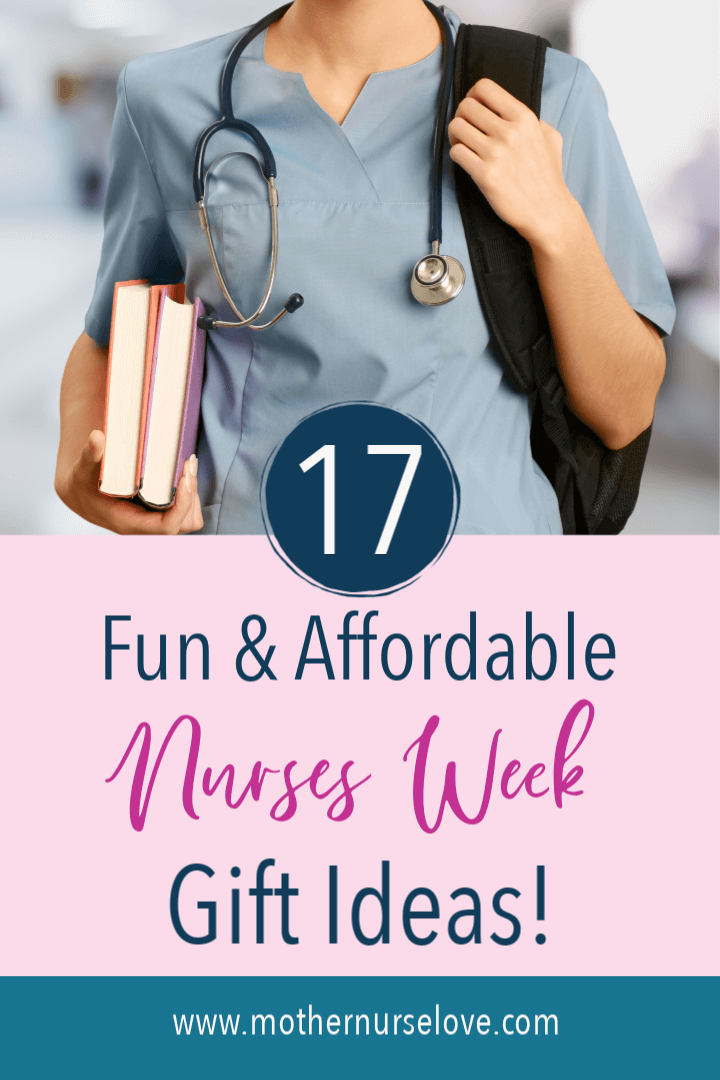 Fun and unique Nurses Week Gifts Ideas