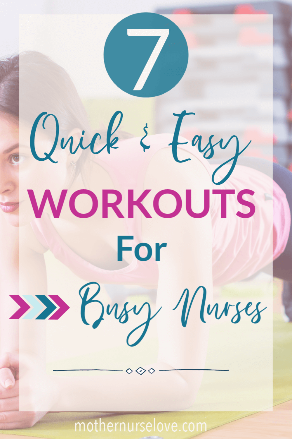 7 Quick And Easy Workouts For Busy Nurses
